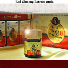 Korean Red Ginseng 100% Pure Extract VIP100 300g (10.58 oz)