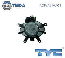 TYC LEFT RIGHT FOG LIGHT LAMP 19-5683-01-9 G NEW OE REPLACEMENT