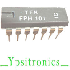Fph101 = mc662 Integrated Circuit 2x4 Inp. EXP. NAND driver dip14 TFK-NEW