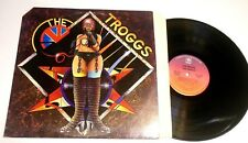 SELF-TITLED S/T 1975 by The Troggs LP  garage psych CHEESECAKE SEXY COVER