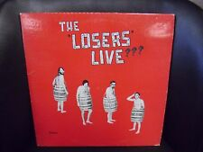 """The """"Losers,"""" Live??? LP VG+"""