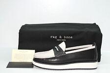 RAG & BONE Tanja leather platform loafers