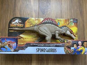 Jurassic World Camp Cretaceous Spinosaurus Dinosaur Toy brand new wave
