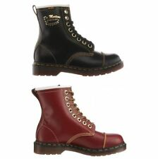 Dr. Martens 100% Leather Ankle Boots for Women