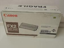 Canon FX2 / 1556A003 Toner Black für Fax L500/600 & Laser Class 5000/7000 Series