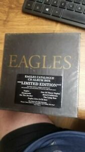 Eagles Catalogue CD Album Box LIMITED EDITION ( 9 discs)