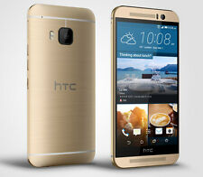 "4G LTE Imported HTC One M9 32GB 3GB 5.0"" 20MP Marshmallow Octa Core - Gold"