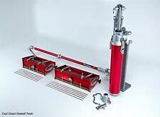 """Level 5 Drywall classic Flat box set 10"""" 12"""" w/ 34"""" handle & Pump"""