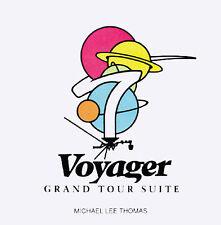 Voyager: Grand Tour Suite by Michael Lee Thomas (CD, Mar-1990, Bainbridge)