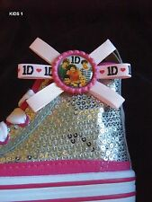 2 One Direction Clip per Scarpe