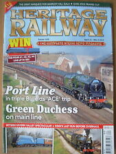 HERITAGE RAILWAY THE COMPLETE STEAM NEWS MAGAZINE ISSUE 162 APRIL 12 2012