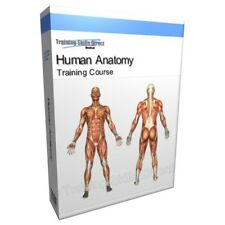 Human Anatomy Body Medical Training Book Course
