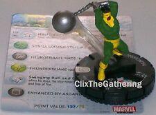 Thunderball #039 #39 The Invincible Iron Man Marvel Heroclix Rare