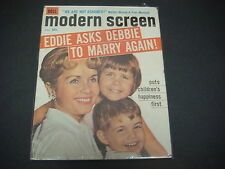 Modern Screen Magazine November 1960 Eddie & Debbie Reynolds Marily Monroe M1993