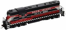 HO Scale (1:87) EMD GP7 DCC Rock Island #1207 Sound Value Equipped