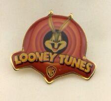Vintage NEW 1996 Warner Bros TM BUGS BUNNY Looney Toons PIN Lapel