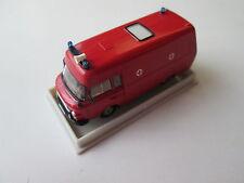 BREKINA Auto-& Verkehrsmodelle mit Einsatzfahrzeug aus Kunststoff