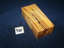 Buche gestockt Messergriffblock Messergriff   XL  120 x 57 x 33 mm   Nr. 760