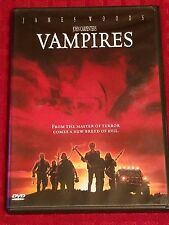 John Carpenter's VAMPIRES Horror Terror movie DVD w/insert FREE SHIPPING