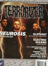 Terrorizer 120 Neurosis Slipknot Electric Wizard