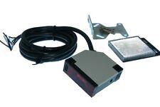 Lichtschranke mit Spiegel und Zubehör - IP64 Infrarot IR Durchgangsmelder