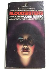 BloodSisters by John Russo Pocket Books Paperback Horror Coven Murder