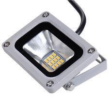 10W 12V LED White PIR Flood Spot Light Outdoor Landscape Garden Wall Lamp
