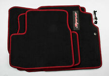 NEW Genuine Suzuki SWIFT SPORT 2005-2011 Carpet Mats Red RHD 990E0-62J30-001