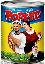 Disney Paramount Joint Production Robin Williams Family Comedy Popeye on DVD