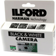 Ilford Hp5 Plus Single Use Disposable Film 35mm Camera with Flash 27 Exposures