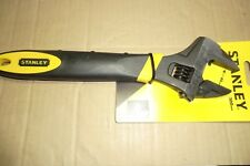 STANLEY 300MM (12 INCH) ADJUSTABLE WRENCH NEW