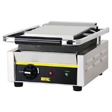 Buffalo Bistro Grill Single Flat Plate - GJ454 Catering Kitchen Commercial