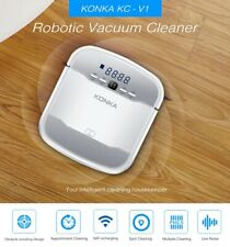 New listing Robotic Konka Vacuum Cleaner 1200Pa Powerful Suction Pet Hair Home Sweeper Dry