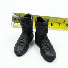 TD73-17 1/6 Scale HOT Female Black Boots TOYS
