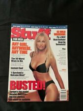 ADRIANA KAREMBEU STUFF MAGAZINE VOL. 1 #3 NO MAILING LABEL