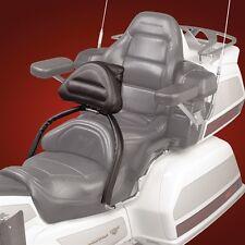 Show Chrome Accessories 2-377 Black Driver Backrest for GL1500