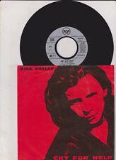 "Rick Astley - Cry For Help (7"", Single) Vinyl near mint mit PR INFO"