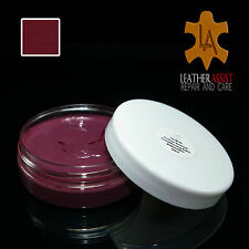 Burgundy leather colour restorer for MINI Cooper S One r50 r53 r55 interior Car