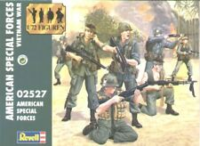 Soldatini 1/72 VIETNAM AMERICAN SPECIAL FORCES - REVELL 2527