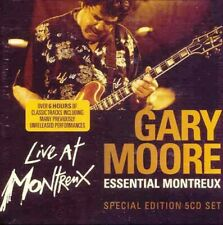 Gary Moore Essential Montreux Special Edition 5 CD Set