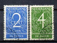 Nederland Dienst 25 - 26 gestempeld (5)