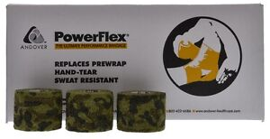 "Andover Powerflex 2"" Sport Stretch Tape Cohesive Bandage Pre Wrap Vet (1 Roll)"