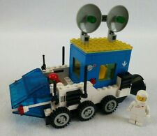 Lego 6927 Classic Space Set All-Terrain Vehicle 100% complete Vintage 1981