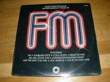 FM studio 78 movie soundtrack LP Record - sealed