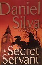 The Secret Servant (Gabriel Allon) by Daniel Silva (2007, Hardcover, DJ)
