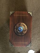 Hearthstone Statue Collectible - Blizzard Employee 2013 Holiday Gift, Authentic