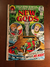 New Gods # 6 Vg Dc Comics 1972 Jack Kirby Orion Lightray Movie Soon