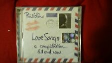 COLLINS PHIL - LOVE SONGS. A COMPILATION OLD AND NEW. DOPPIO CD