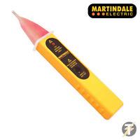 Martindale VT7 LED Voltage Indicator/Tester /Detector Single Pole AC 50V - 600V