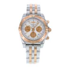Relojes de pulsera Breitling de oro rosa de hombre